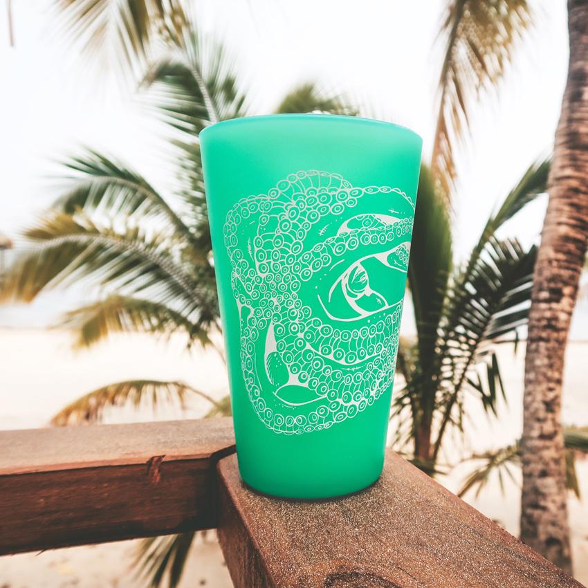 Kraken (Turquoise)- Pint