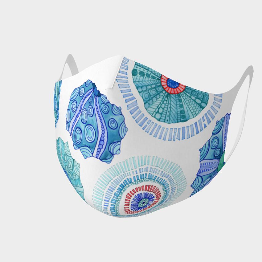 Urchins Mask, Adult