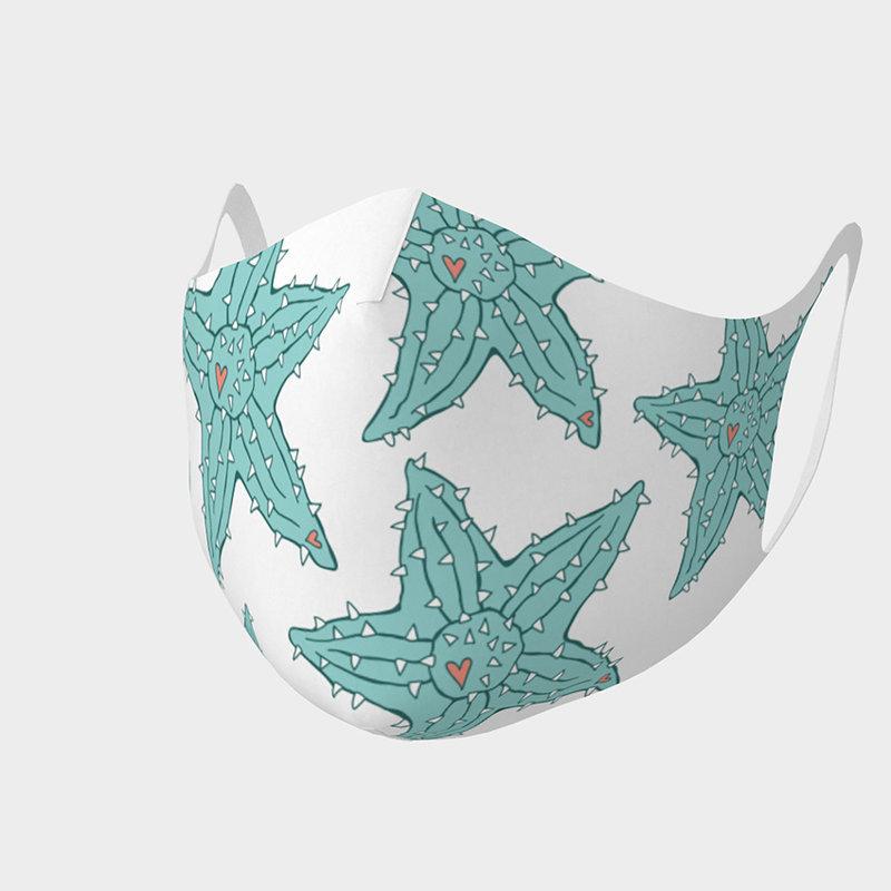 Starfish Mask, Adult