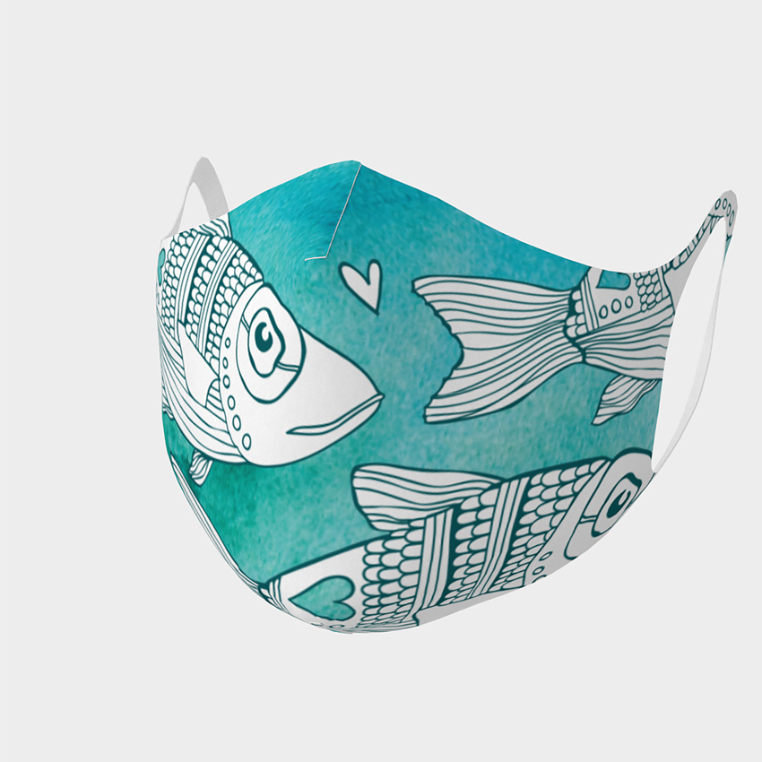 Hello Fish Mask, Adult