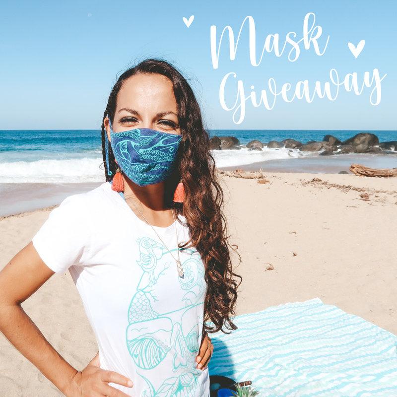 Mask- Giveaway