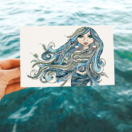 Marina- Note Card