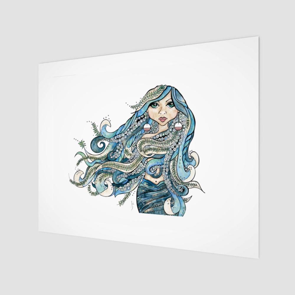 Marina- 11 x 14 Giclee