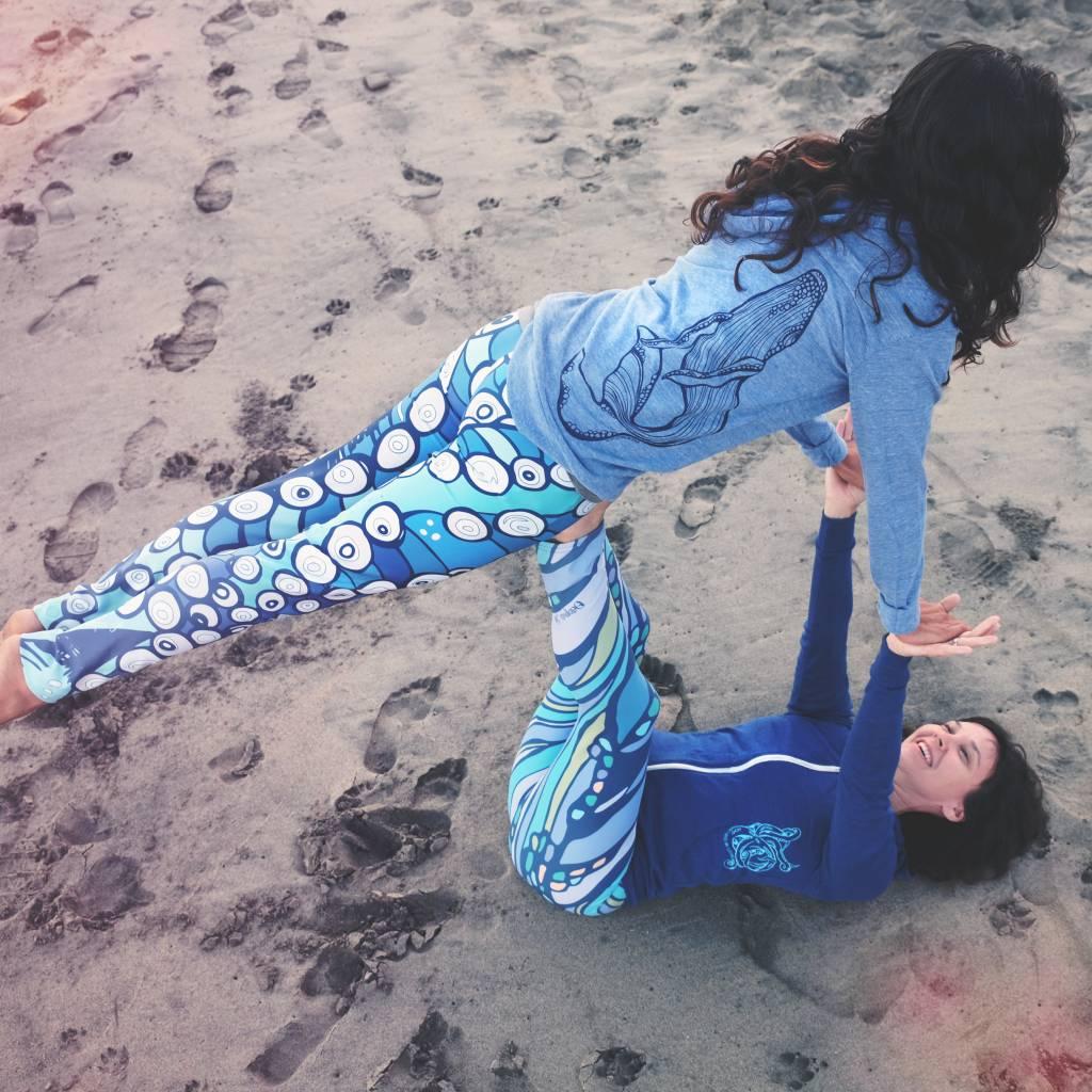 Tentacle- Yoga Leggings
