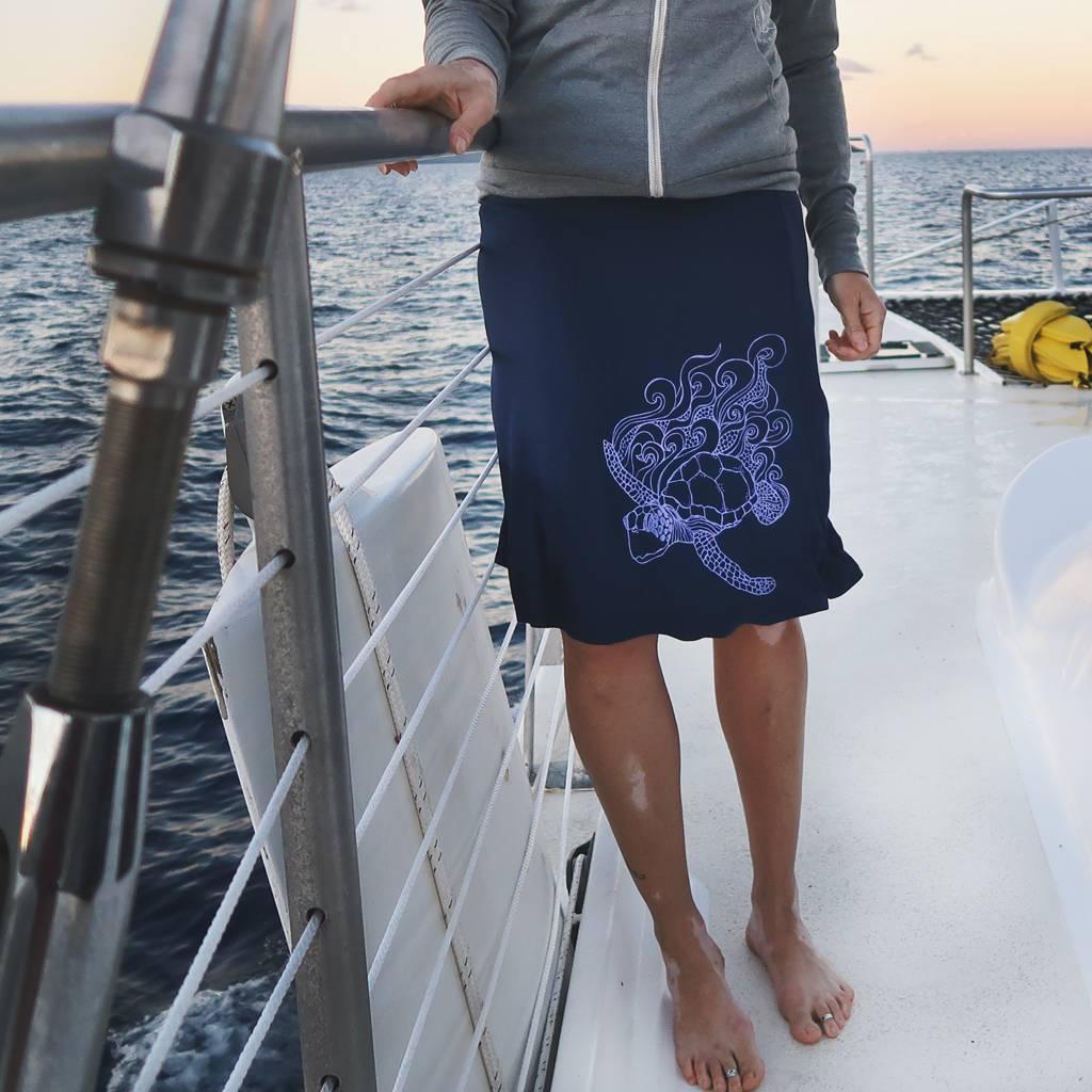 Sea Turtle- Skirt