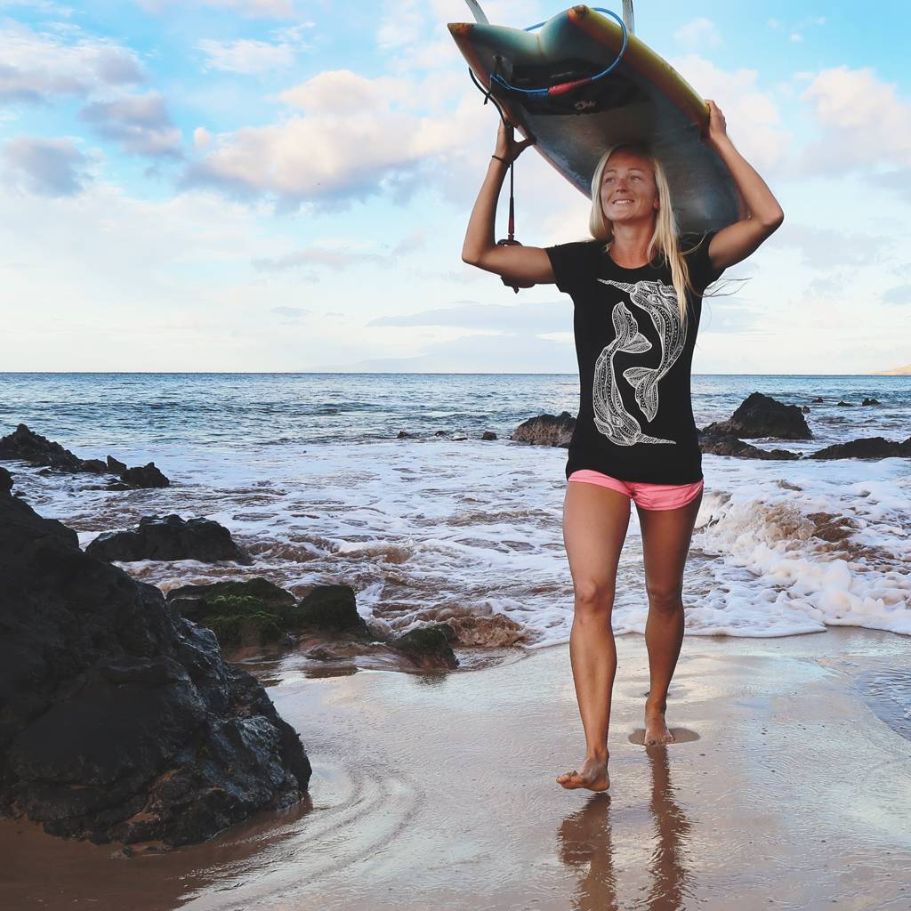 Narwhal - Classic Fit Ladies Tee