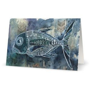 Jackfish- Note Card