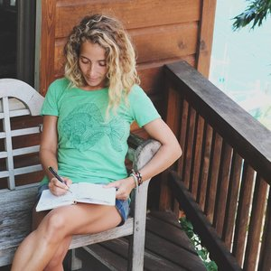 Homer Halibut- Ladies Tee