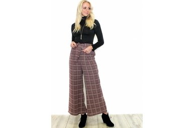 MELODY PLAID BOTTOMS