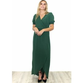 MARY GREEN MAXI DRESS