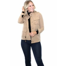 MORGAN KHAKI JACKET