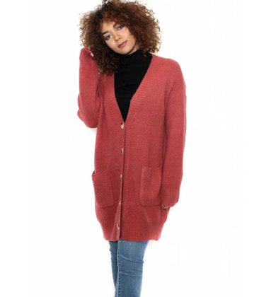 ELEANOR OVERSIZED CARDIGAN