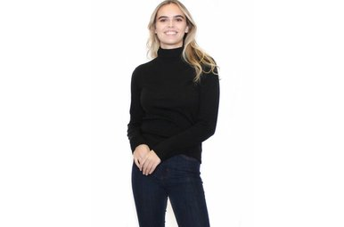 JESSI TURTLENECK TOP