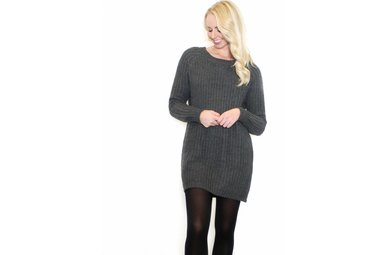 LANIE KNIT SWEATER DRESS
