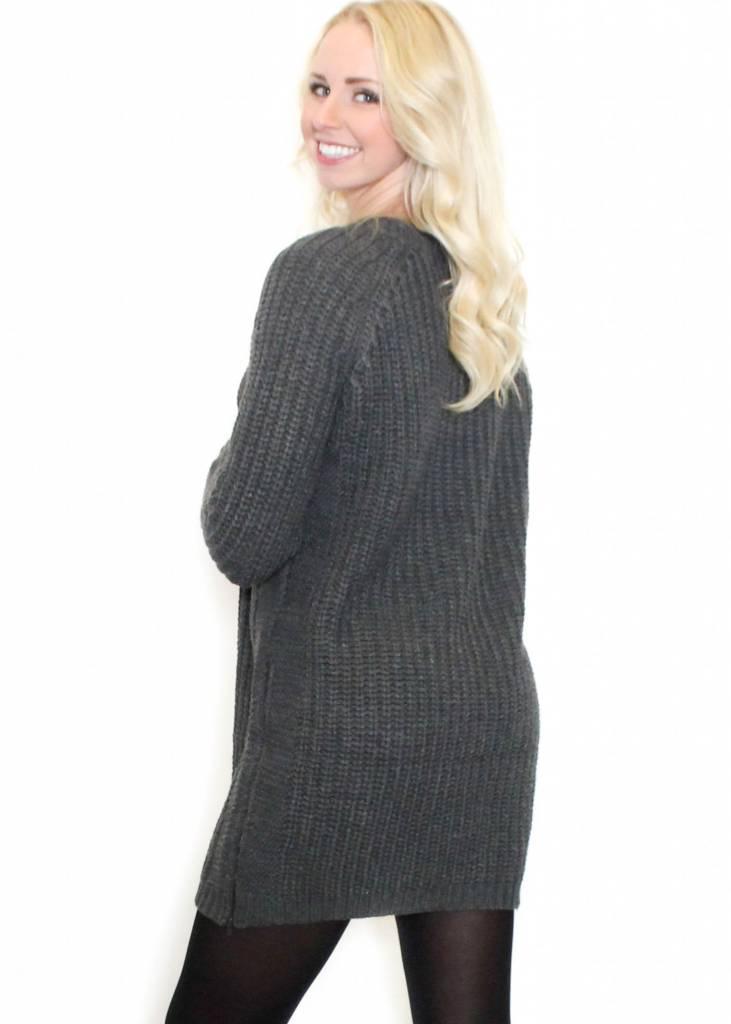 LANIE KNIT SWEATER DRESS