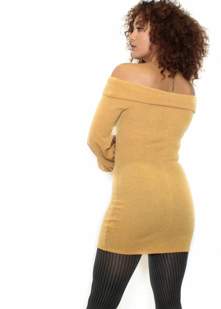 GRACYN SWEATER DRESS