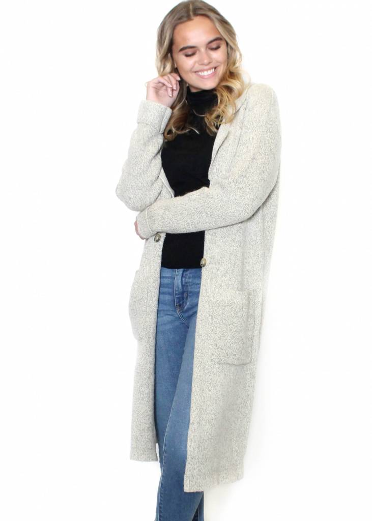 MCKENZIE LONG CARDIGAN