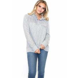 SADIE GREY SWEATSHIRT