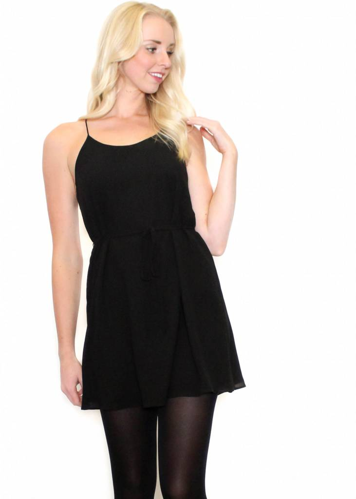 ANGELA LITTLE BLACK DRESS