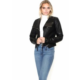 SLOANE LEATHER JACKET