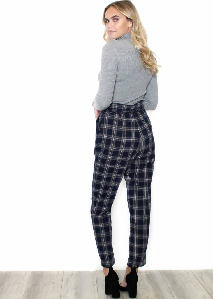 WILLOW PLAID BOTTOMS