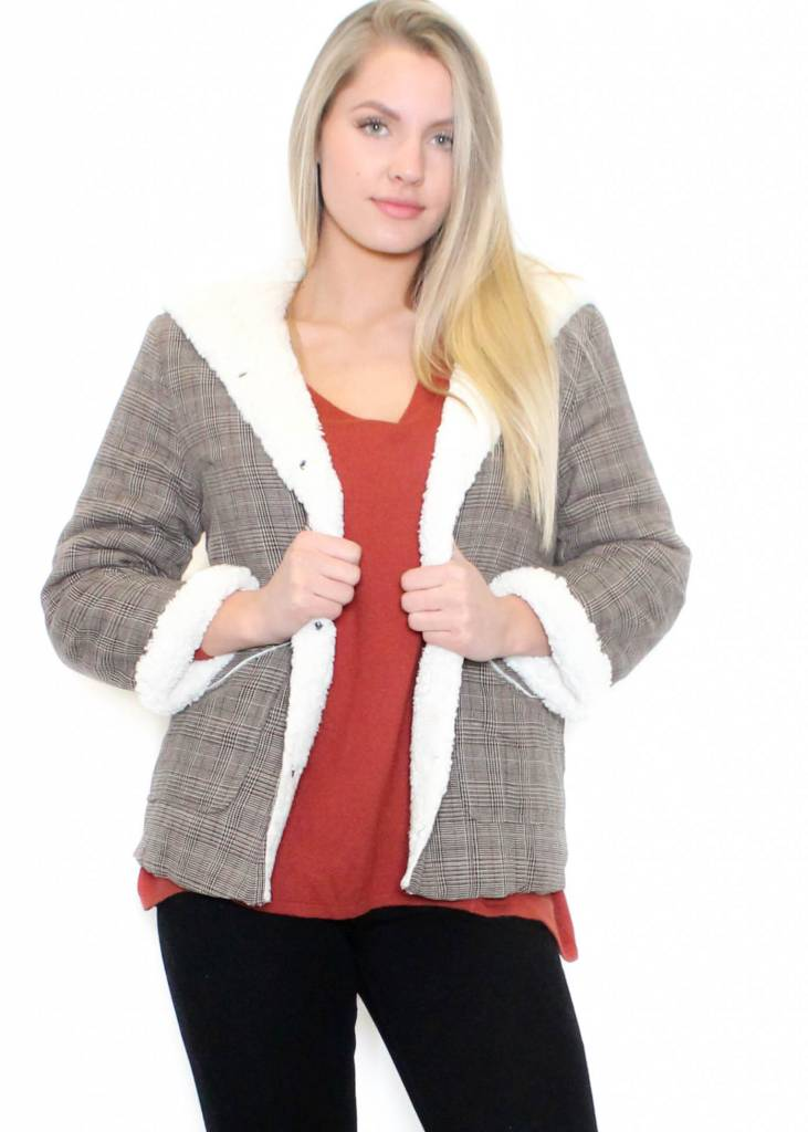 BLAKELY HOODED JACKET