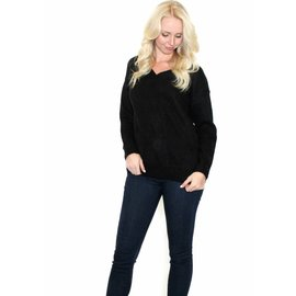SAMANTHA BLACK SWEATER