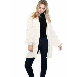 STEPHANIE OVERSIZED CARDIGAN