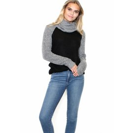 LOGAN KNIT TURTLENECK SWEATER