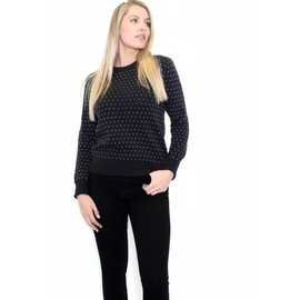 JOHANNA NAVY SWEATER