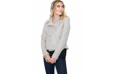 ALMOST FAMOUS MOTO JACKET