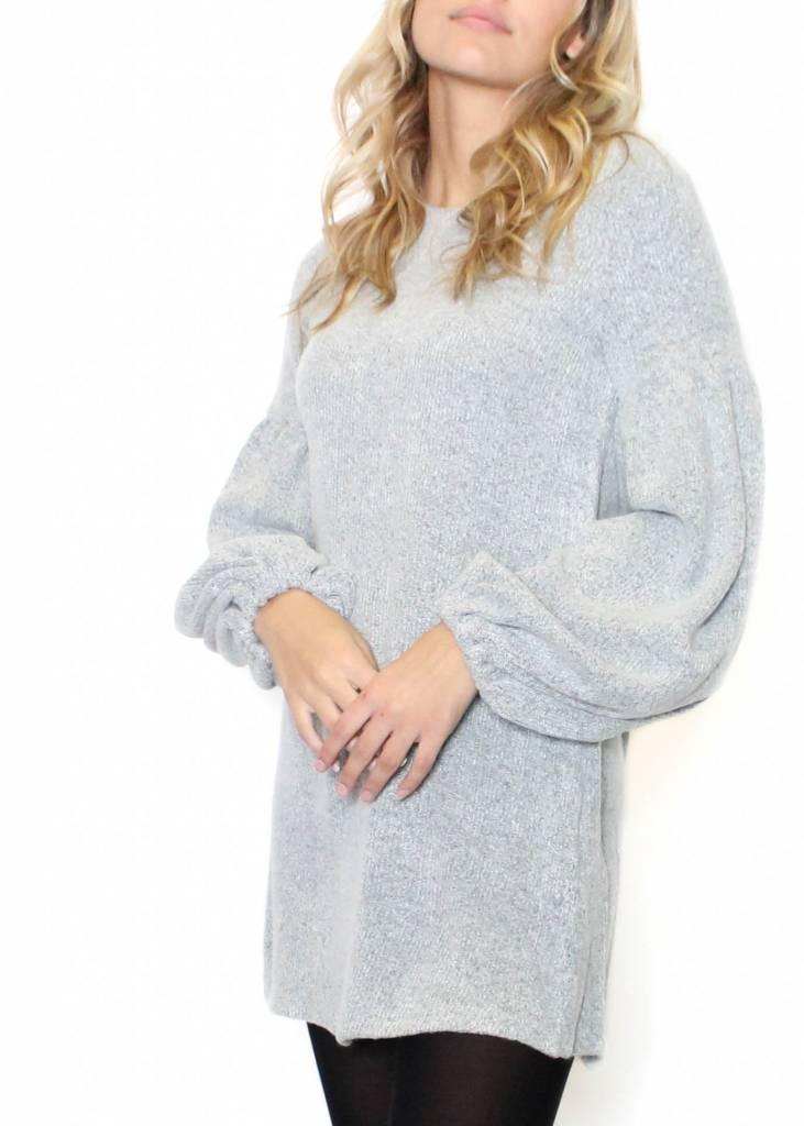 KENNEDY SWEATER DRESS