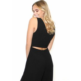 CHARLOTTE OPEN BACK JUMPSUIT