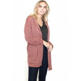 CHANDLER HOODED CARDIGAN