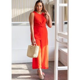 SANGRIA WIDE LEG JUMPSUIT