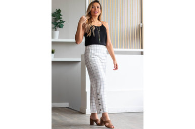 PERFECT FIT WIDE LEG BOTTOMS