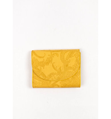 IN THE AIR EMBOSSED CLUTCH