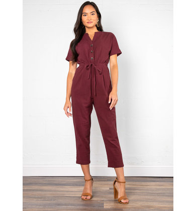 NEVER BETTER JUMPSUIT