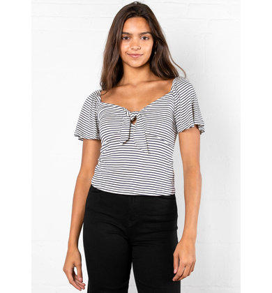 PICNIC DATE STRIPED TOP