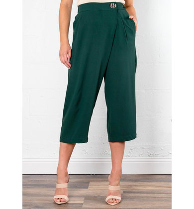 HIGH SOCIETY CROPPED BOTTOMS