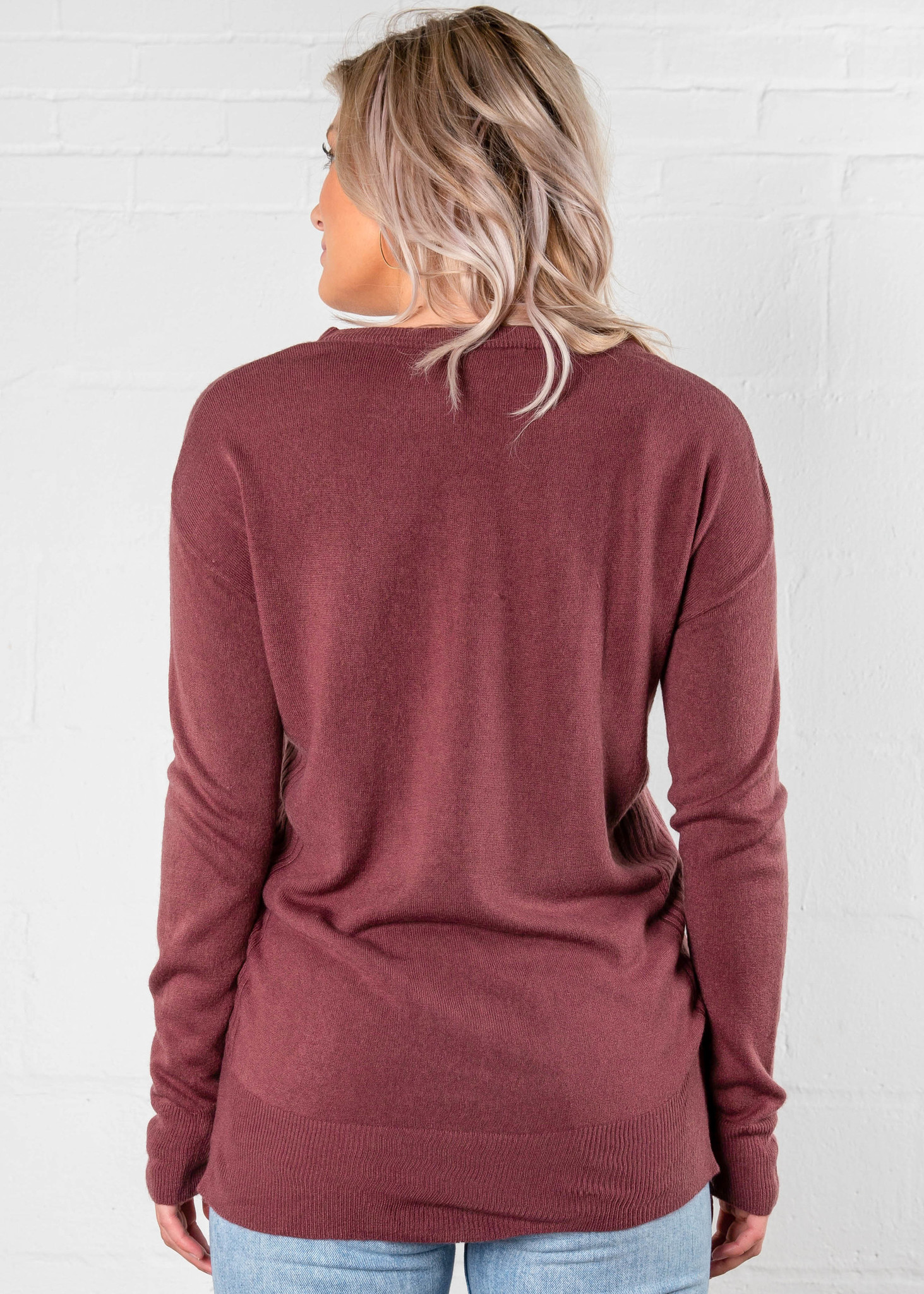 YOUNG LOVE SUPER SOFT SWEATER