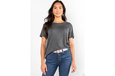 COVER THE BASICS SUPER SOFT TEE