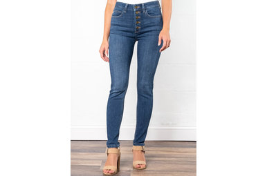 OFF THE GRID BUTTON FLY JEANS