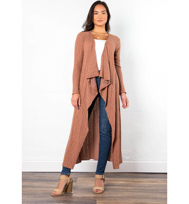 LIKE THE LOCALS DUSTER CARDIGAN