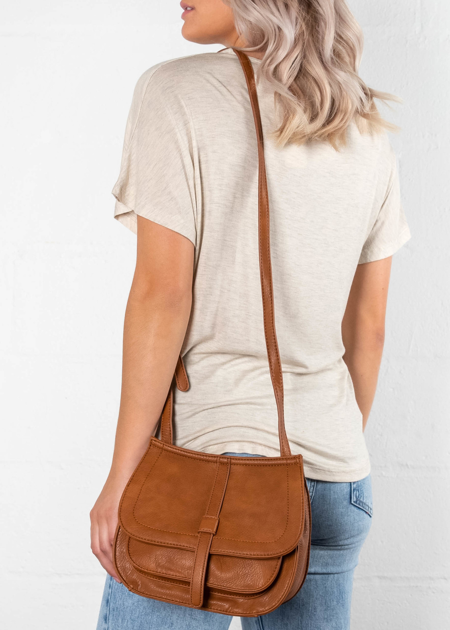 HIGHER LOVE CROSSBODY BAG