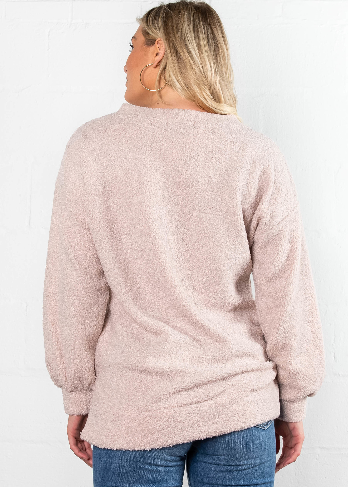 LET'S BE COZY SWEATER