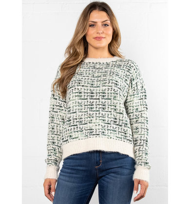 JUST LIKE THIS KNIT SWEATER