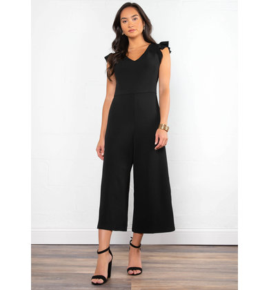 DRESSED TO THE NINES JUMPSUIT