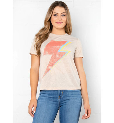 ELECTRIC LOVE GRAPHIC TEE