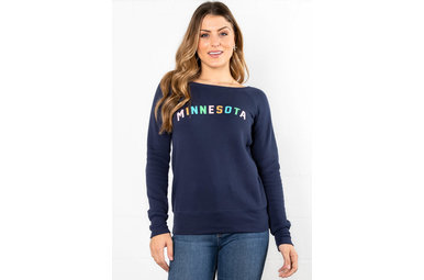 LOCAL LOVE MINNESOTA SWEATSHIRT